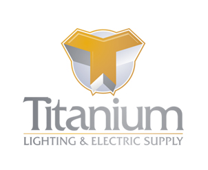 Titanium Lighting & Electric Supply | Logo