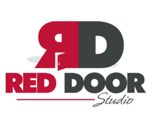 Image of a logo example for a studio